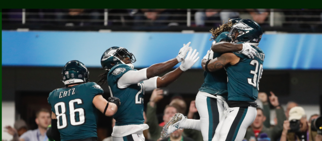 5 Things to be Learned from the Philadelphia Eagles