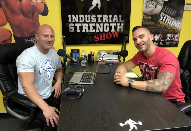The Iron Life Podcast #7: Joe DeFranco on Rising to the Top of the Fitness Industry, Training Longevity, What to Look For in a Group Training Program, Triple H's Training and What Trainers Should Never Do