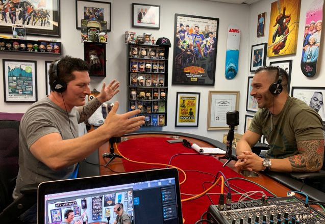 The Iron Life Podcast #12: Get Strong and Shredded with John Alvino
